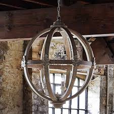 lighting large round wooden orb chandelier with globe chandelier