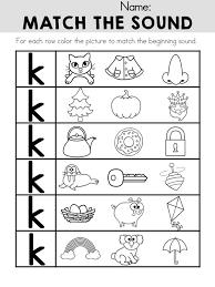 letter k worksheet free worksheets library download and print