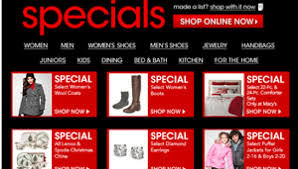 macy s black friday and thanksgiving sale launched