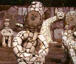 Nek Chand Rock Garden by Rock Garden Mapio Net