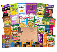 healthy care packages all healthy snacks care package 30 ct bars