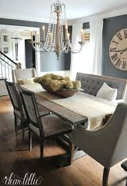 gray dining table with bench dining room benches small table with bench seats dining table