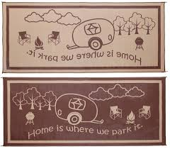 Camping Patio Mats by Ming U0027s Mark