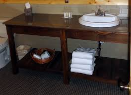 Call Vanity Rustic Lodge Log And Timber Furniture Handcrafted From Green