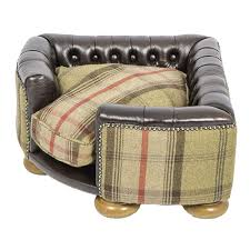 Tartan Chesterfield Sofa Chesterfields Chesterfield Sofas Chesterfields For Dogs