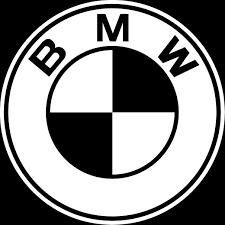 black and white bmw logo bmw logo cnc