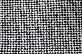 black and white fabric pattern black and white tweed pattern texture picture free photograph