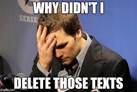 Sad Brady Meme - tom brady sad imgflip