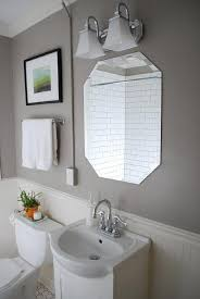 Painting Ideas For Bathroom Walls Colors Lovely Bathroom Features Greige Paint Sherwin Williams Mega