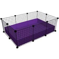 small 2x3 grid c u0026c guinea pig cage