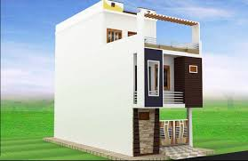House Map Design 20 X 40 3d House Map Online U0026 House Exterior Service Provider From Jaipur