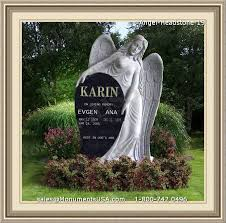 gravestones for sale angel with a teardrop gravestone angel headstones