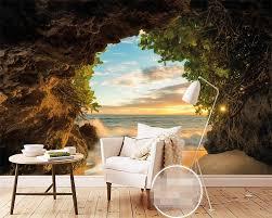 Cheap Wall Murals by Online Get Cheap Wall Murals Cave Aliexpress Com Alibaba Group