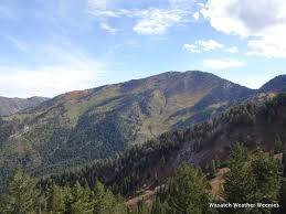 Wasatch Weather Weenies Top 10 Ski Area Microclimates Wasatch Weather Weenies The Mount Olympus Wilderness