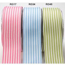 striped grosgrain ribbon 1 5 grosgrain stripes 3 yard bundle the st simply ribbon store