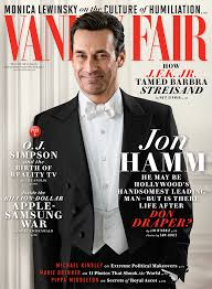 Vanity Fair Magazine Customer Service June Cover Preview Is There Life After Don Draper For Jon Hamm