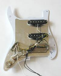 fender stratocaster mexican hss pickguard wiring diagram and hss