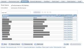 peoplesoft hrms tables list peoplesoft blog on hrms key concepts how to find the list of users