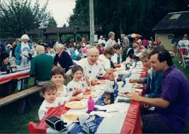 lake oswego salutes small town living with fourth of july