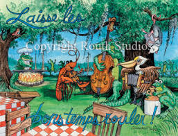 louisiana greeting cards cajun greeting cards zydeco band