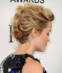 side buns for shoulder length fine hair 22 gorgeous mother of the bride hairstyles