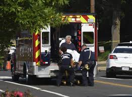 congressional baseball shooting one victim has died at george
