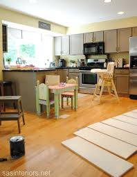 kitchen makeover update one year later jenna burger you can see the multiple diy projects that midst does your kitchen