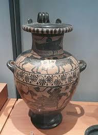 Greek Black Figure Vase Painting Etruscan Vase Painting Wikipedia