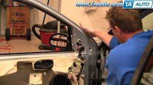 ford focus wing mirror parts how to install replace side rear view mirror ford focus 00 07