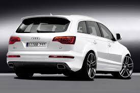 audi q7 w12 q7 facelift and q7 v12 tdi by b b car