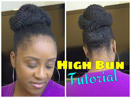 bob marley sew in hairstyles easy marley braid high bun natural hair tutorial youtube