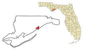 Florida Time Zone Map Carrabelle Florida Wikipedia
