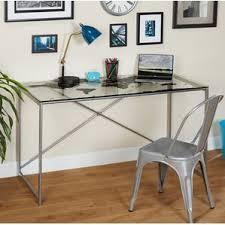 Clear Acrylic Desk Table Clear Acrylic Desk Wayfair