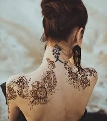 8 most popular mehndi tattoo designs to try in 2018