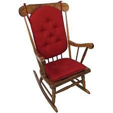 Rocking Chair Seat Repair Gripper Chair Cushions