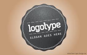 design a vintage logo free vintage grungy badge logo design free vector logo template