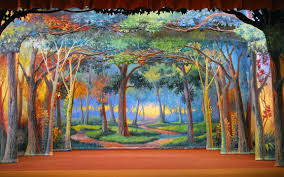 wow in school play scenery search
