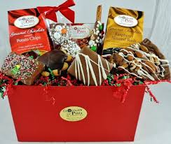 gift baskets for christmas wish come true gift basket handcrafted chocolate