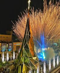 jbeil byblos unveils its christmas tree and it u0027s even better