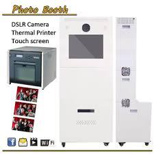 photo booth machine social media advertising printing photo booth kiosk vending