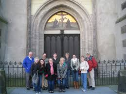 martin luther 95 thesis ambex american bavarian exchange reformation history theology that evening we arrived in wittenberg luther city right away we checked out the door where martin luther posted the 95 thesis it s not the original