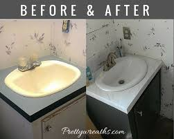 Mobile Home Bathroom Vanity by Home Decor Ideas