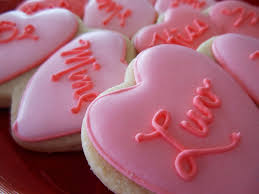 valentines day cookies my cookie clinic s day cookies pay it forward