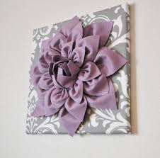 Purple Nursery Wall Decor Purple And Gray Wall Baby Nursery Wall Accessories