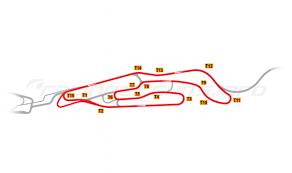 map of le mans le mans racingcircuits info