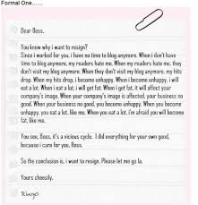 resignation letter formal resignation letter for teacher post