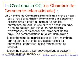 chambre de commerce internationale la chambre de commerce internationale ppt télécharger