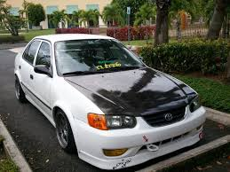 stanced toyota corolla 8th gen 98 02 showoff page 194 trd forums