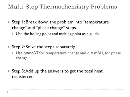 thermochemistry 5 boon chemistry february 6 ppt download