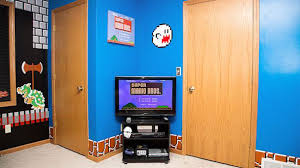 jeux de chambre à décorer un pere hyper passionne decore la chambre de sa fille en un niveau